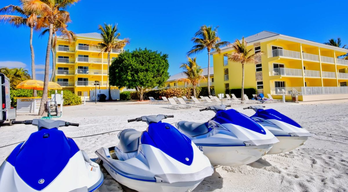 Rent A Waverunner During Your Stay In Fort Myers Beach